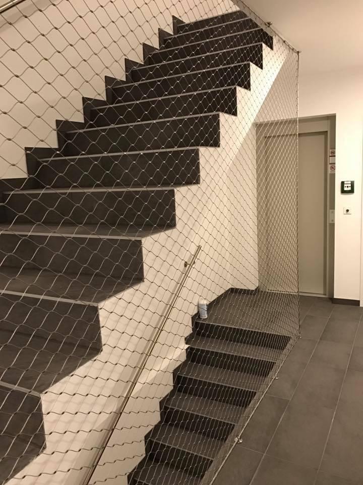Stiegenhaus & Lift