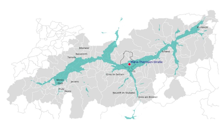 Umland-Innsbruck